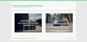 Pracownia psychologiczna GAMA - Psychoterapia dziecięca, badania kierowców