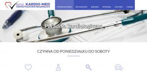 Kardiologiczna lekarska przychodnia specjalistyczna