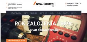 Profesjonalne instalacje elektryczne, firma Instal-Elektryk S.C.