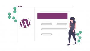 Strona internetowa na WordPress