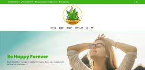 Sklep internetowy z produktami z aloesu