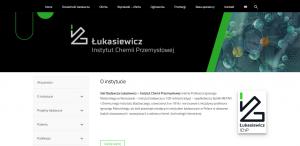 Łukasiewicz - Instytut Chemii Przemysłowej
